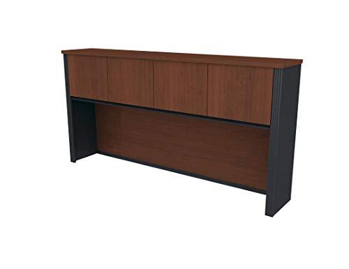 Bestar Hutch for credenza Desk - Prestige - Plus Hutch Prestige Bestar