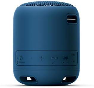 Sony SRSXB12 Extra Bass Portable Bluetooth Speaker Blue SRSXB12L