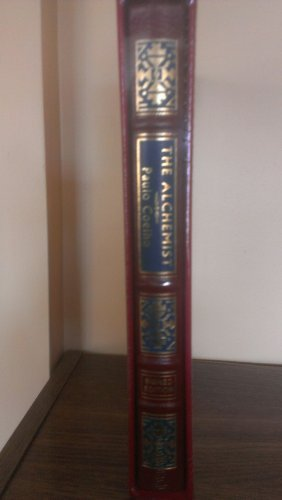 The Alchemist (25th Anniversary Easton press Deluxe Illustrated Edition - Signed by the AUTHOR)