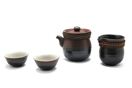 Adeline Ceramic Teaware By Lin's Ceramics Studio, Kettle Set