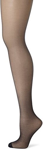 men's Ledies Plus Size Queen Sheer Full Support Pantyhose Tights Stockings Navy 3X ()