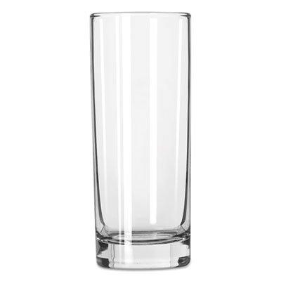 Libbey Lexington Glass Tumblers, Tall Hi-ball, 10oz, 6