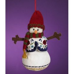 - 2009 Boyds Jim Shore A Winter's Day Ornament 4014717