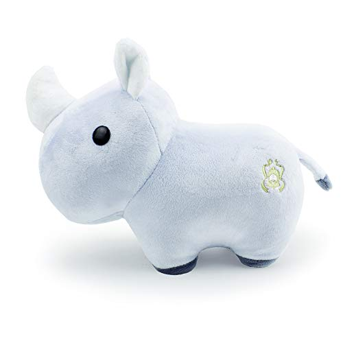 Bellzi Rhino Cute Stuffed Animal Plush Toy – Adorable Soft Rhino Toy Plushies and Gifts – Perfect Present for Kids…