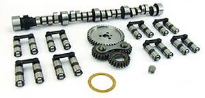 COMP Cams GK12-600-8 Thumpr 227/241 Hydraulic Roller Cam GK-Kit for Chevrolet Small Block