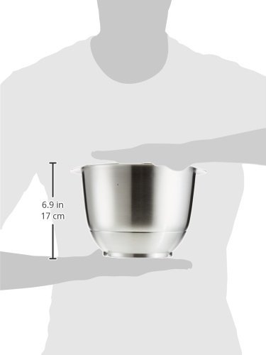 Bosch MUZ5ER2 Stainless Steel Mixing Bowl for MUM5 Series by Bosch (Image #3)