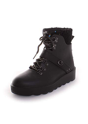 ladies coach rain boots - 6