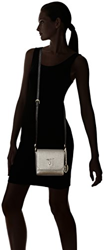 Gunmetalblack Ischia Bag Jeans Cross Grey Trussardi Crossbody Body Women's 8BwwRfq