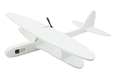TSAAGAN Upgrade Superduty Creative DIY Airplane Fix Double Wing Foam Glider Plane Model Educational Toy for Kids