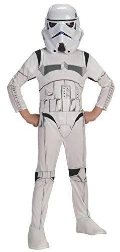 Star Wars Classic Stormtrooper Child Costume, -