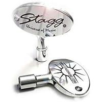 Con Logo Stagg llave de Batería