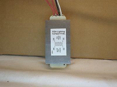 RSA Lighting T37W277VSL Halogen Transformer Input 277-Volt Output 11.5V @ 37W & RSA Lighting T37W277VSL Halogen Transformer Input: 277-Volt Output ...