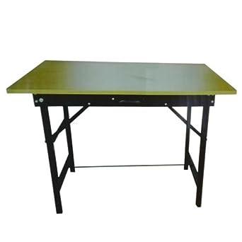 Mesa de trabajo plegable/foldabile Work Table: Amazon.es ...