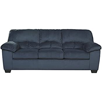 Delicieux Ashley Furniture Signature Design   Dailey Sofa   Contemporary   Midnight  Blue