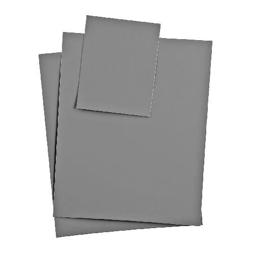 DGK Color Tools R-27, 18% Gray White Balance and Exposure Control Card Set, (Set of Three Cards, Two 8x10' and One 4x5') Two 8x10 and One 4x5) DGKR27
