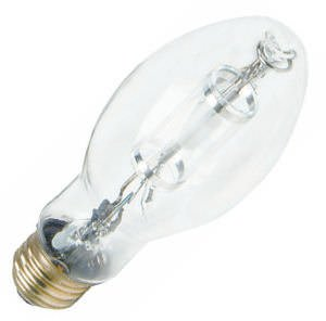 1- Philips11245 MHC100/U/MP/4K ALTO Clear 100 watt Metal Halide Light Bulb Open rated lamp