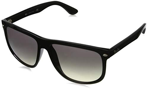 Ray-Ban RB4147 Sunglasses Color: Black Lens: Light Grey Gradient, Size 60mm (Gradient Rb4147)