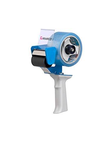 Miarco 424 Máquina de precintar, Azul y Gris, 50mm