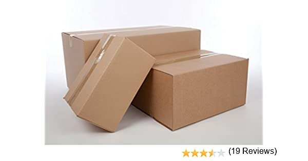 APLI 13251 - Caja porta documentos de cartón, 600 x 400 x 300 mm ...