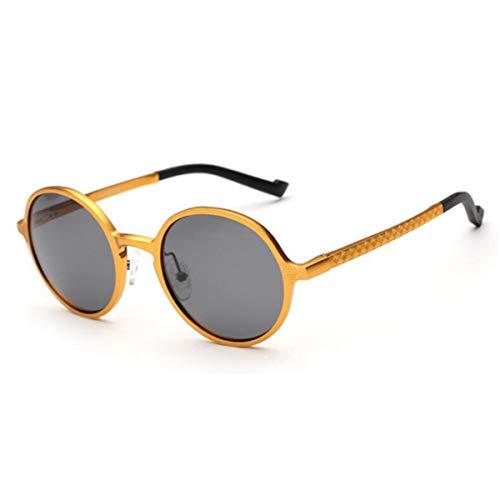 D de diseñador Gafas de de Moda de de Masculinas de Gafas Sol Aluminio de Gafas KOMNY Que Las Sol del para B conducen Sol Gafas polarizadas Hombre Sol Rnq6pWT