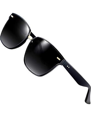36f3b37973 ATTCL Mixte Polarisé Lunettes de soleil Garçon Homme UV 100% Protection