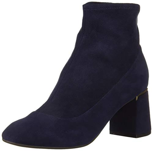 Cole Bootie Marine Blue Haan Ankle Stretch Laree Boot Stretch Women's rRrI6q