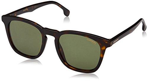 Carrera CA143/S 086 Dark Havana CA143/S Round Sunglasses Lens Category 3 Size - Sunglasses 5 Category
