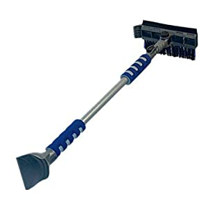 "Hopkins 16619 Subzero 52"" Ice Crusher Pivoting Snowbroom"