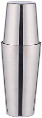 Fablcrew Cocktail-Shaker, Edelstahl, 500 ml und 750 ml, 2 Stück