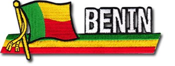 Benin - Country Flag Patch