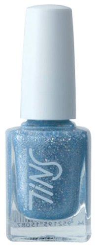 緩やかな愛情深いパッドTINS カラー016(the splash blue)  11ml ネイルラッカー