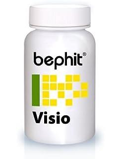 VISIO (Arándano europeo + Luteína + Zeaxantina) BEPHIT - 60 cápsulas 460 mg
