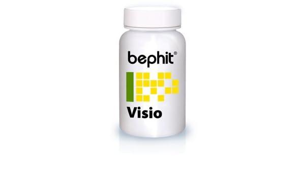 VISIO (Arándano europeo + Luteína + Zeaxantina) BEPHIT - 60 ...