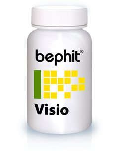 VISIO (Arándano europeo + Luteína + Zeaxantina) BEPHIT - 60 cápsulas 460 mg: Amazon.es: Salud y cuidado personal