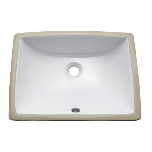 Avanity CUM20WTR Undermount Vitreous China Under Mount Bathroom Sink by Avanity Co. by Avanity
