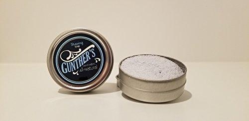 Gunther's All Natural Shaving Powder Soap