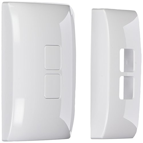 GoControl WA00Z-1 Z-Wave Scene-Controller Wall Switch (White) ()