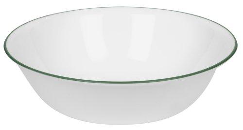 Corelle Impressions 1-Quart Serving Bowl, Shadow Iris - Iris Holiday