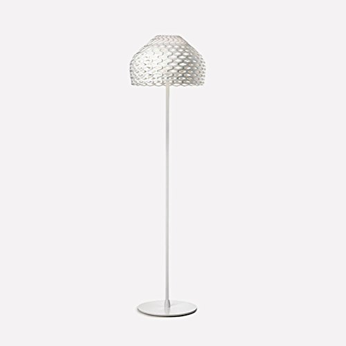 FORWIN Floor Lamp w- Post-Modern Pinecone Metal Floor Lamp Creative Personality Hollow Acrylic Lamp Shade Floor Lamp White 180x50cm Indoor Lighting