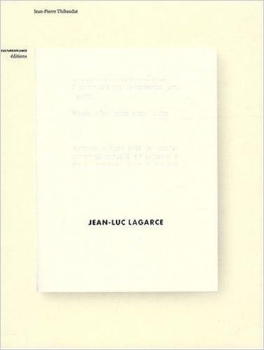 Livre gratuits en ligne Jean-Luc Lagarce pdf epub