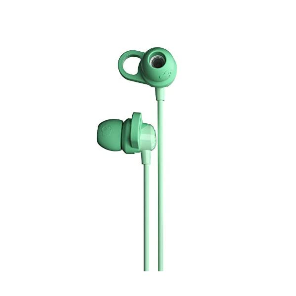 Skullcandy Jib Plus Wireless in-Earphone with Mic (Pure Mint) 2021 August Bluetooth Wireless Technology 6 Hours of Battery Life Splash Resistant, Activate Assistant