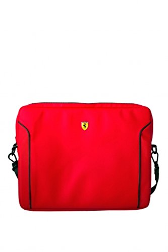 Ferrari Fiorano Collection Leather Computer Sleeve 13