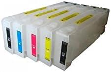 T7700 cartuchos recargables para Epson de tinta: Amazon.es: Oficina y papelería