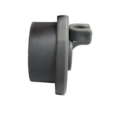 Supco DW5314 Lower Dishwasher Dishrack Roller Wheel For Bosch 165314, 420198 AP2802428