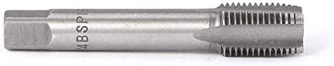VROSE FLOSI HSS-zylindrisches G-Gewinde gerade geriffelte Gewinde-metrische Stecker-Handbohrmaschine Handwerkzeuge (G1 / 4)