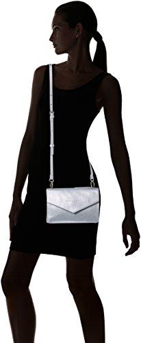 Liebeskind Body Berlin Women's Silver Silver Angel Cross Pepita Bag Pearl qqUgrH