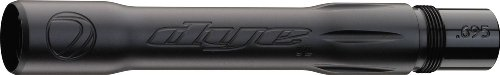 Dye Precision Ultralite Boomstick .688-Inch Paintball Barrel Back Auto Cocker Threads, Black ()