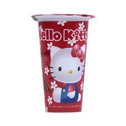 Hello Kitty Chocolate Dip Buiscuits 1.76oz (Pack of 8)]()