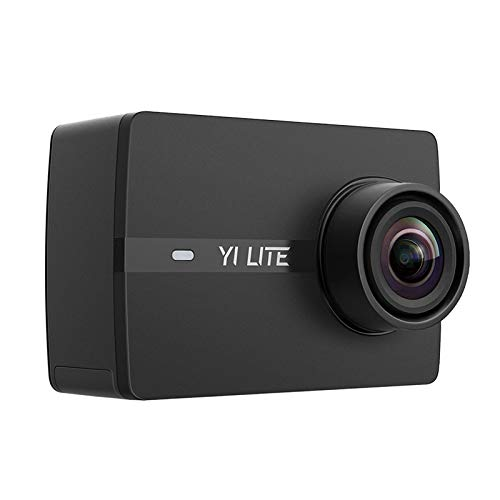 Price comparison product image [International] YI 4K & YI Lite & YI Discovery 4K Action Camera 1080P 60fps WiFi Bluetooth Waterproo