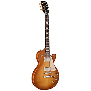 Gibson USA LPTR17FHNH2 Solid-Body Electric Guitar, Faded honey Burst